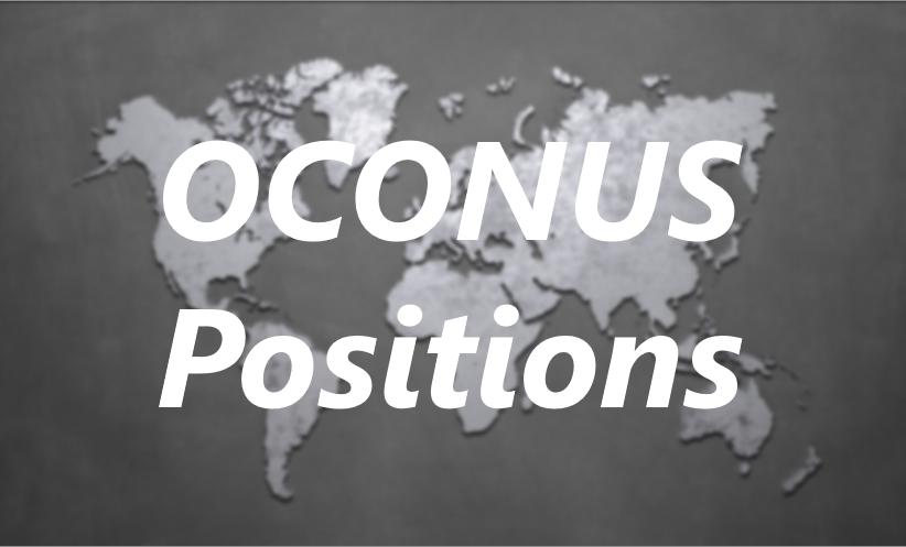 OCONUS Positions